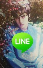 Sehun LINE by basicnoona