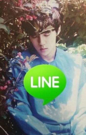Sehun LINE