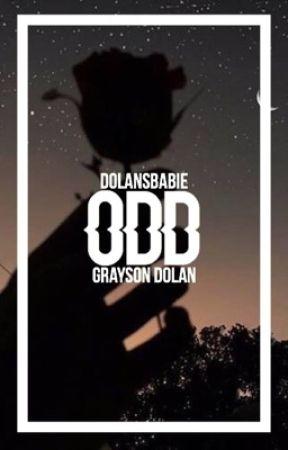 Odd ; Grayson Dolan {DISCONTINUED} by taehyungsbih