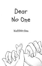 Dear No One (Stiles AU) by KattWrites