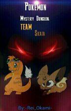 Pokémon Mystery Dungeon: Team Skaia by -Rei_Okami-