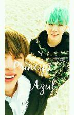 ↪Principe Azul | BTS |↩ by Lily_lacagasones