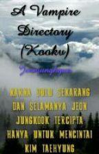 A Vampire Directory (Kookv) by jeonjunghyun_baby