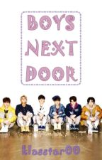 [VIXX] Boys Next Door by klasstar00