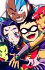 Teen Titans by Kaylabellerox
