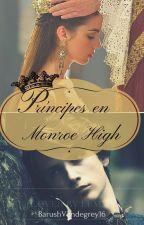 Príncipes en Monroe High © by BarushVondegrey16