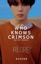 Who Knows Crimson - (JiKook) by basohr