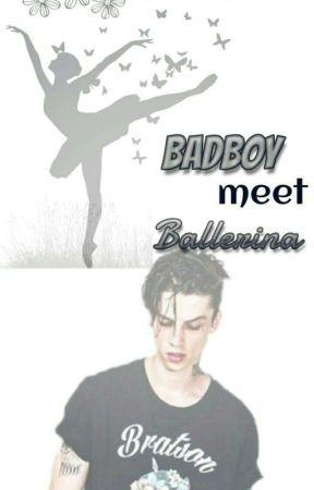 BadBoy Meet Ballerina by lazypinkx