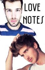 Love Notes || JANIEL by blake_predceffa