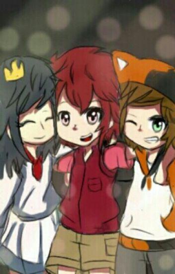 Three Adventurers (Minecraft Story Mode)