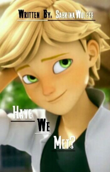 Have We Met? (Adrien/Chat Noir x Reader)