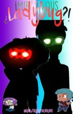 Bon x Bonnie - ¡Miraculous ¿Ladybug?! [ #FNAFHS ] by -CryOliver-