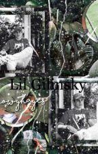 Lil Gilinsky//H.G by snowyhayes