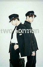 Two Hormon by firecuz