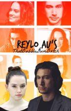 Reylo AUs by ThatBubbleGumBxtch