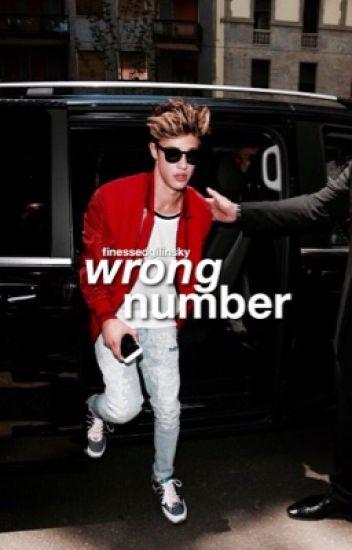 wrong number + cameron dallas ✔