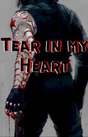 Tear in My Heart  by lazyoverachiever