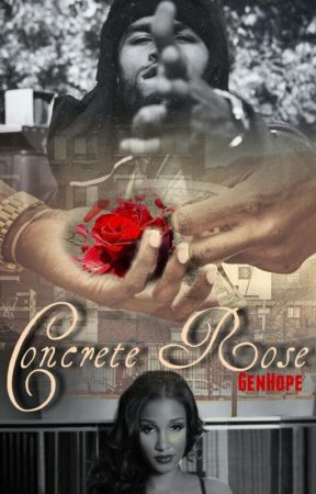 Concrete Rose || Dave East (Prequel) by GenHope