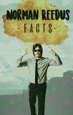 Norman Reedus facts. by LunaLunaticaLupin