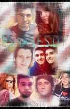 Espías  (youtubers y tu) E.S.D.Y(willyrex y tu) by PaoHurtSant