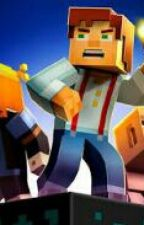 Minecraft Story (Slow Update) by alqin_MINECRAFT2712