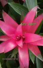 My Art by hybrid1234