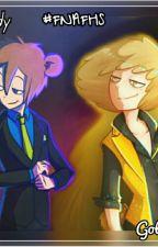 GoldenxFreddy-seran Algo Mas Que Amigos? [P A U S A D O] by Sugar_ChatSK
