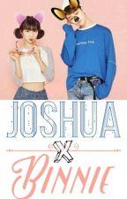 Joshua X Binnie by cottoncaendies