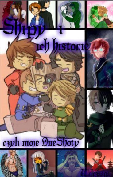 One Shoty z Ninjago ^^