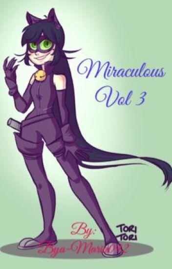 Miraculous cu schimbari Vol 3