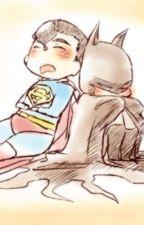 [DC] -Superbat - Meet my family  by Griffinous0506