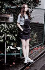 Siblings ϟ gjh by babyeol