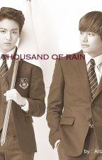 Thousand of Rain (VKook story) by ArizonoAi