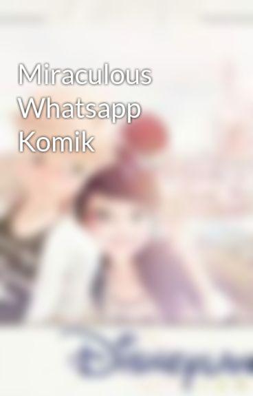 Miraculous Whatsapp Komik