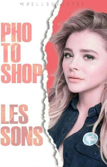 Photoshop lessons >> PicsArt