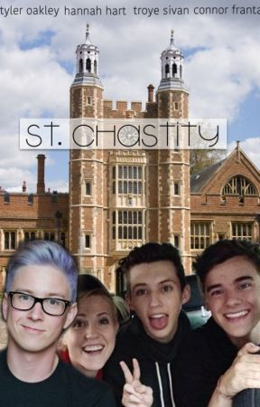 St. Chastity - A Troyler AU (discontinued) by Troylerspuppy