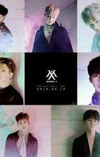 [Fanfic] [ Monsta X ] [ NC-17]  by IMie_Minhyukie