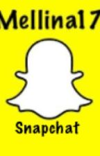 Snapchat by mellina17