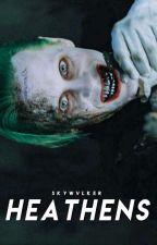 Heathens ○ Jared Leto  by mykillingjoke