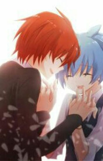 (KarmaxNagisa) ♥Just A Smile ♥