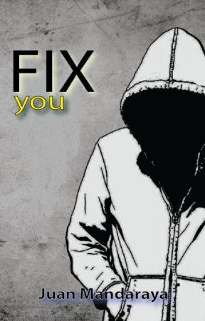 Fix You by juanmandaraya