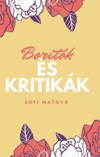 Borítók És Kritikák /CLOSED/ by matosofi