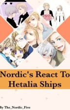Nordic's React To Hetalia Ships by The_Nordic_Five