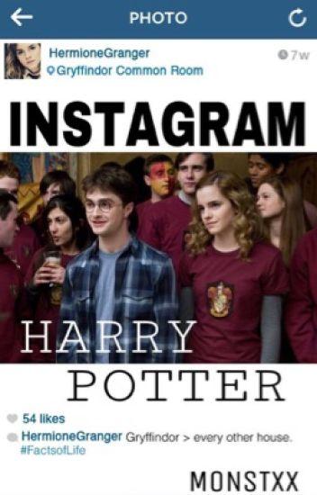 ιиѕтαgяαм➸Harry Potter