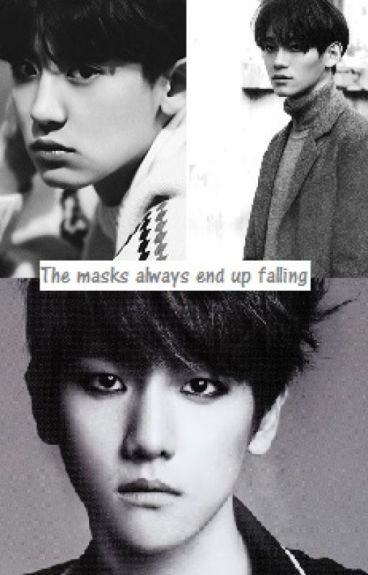 The masks always end up falling