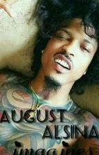 August Alsina Imagines by manii_directioner