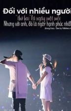 [FANFIC+LONGFIC] MONDAY COUPLE  by AliceEsther