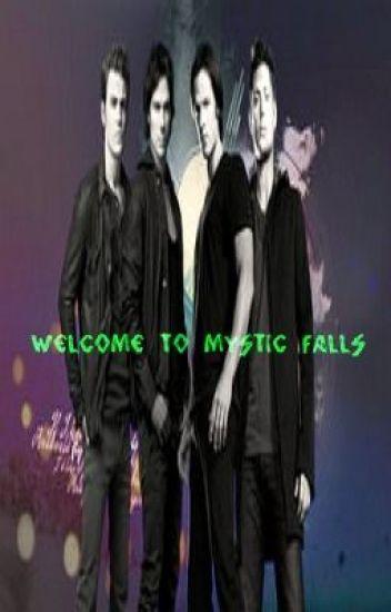 Welcome to Mystic Falls   (Supernatural/Vampire Diaries