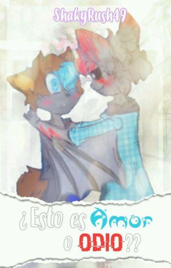 Esto es Amor o Odio?♥【Furry/Yaoi】