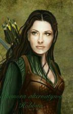 Elhanora-alternatywa Hobbita by PaulineBegay